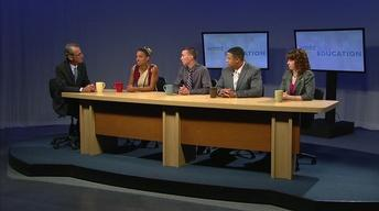 WMHT Talks Education Panel