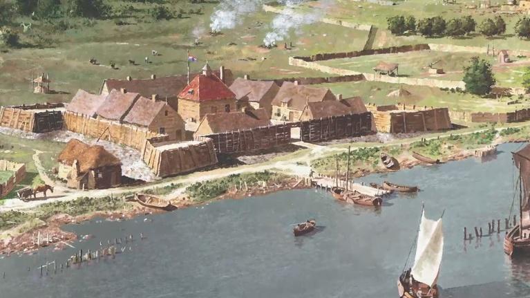 Path Through History: Conflict & Settlement   Dutch
