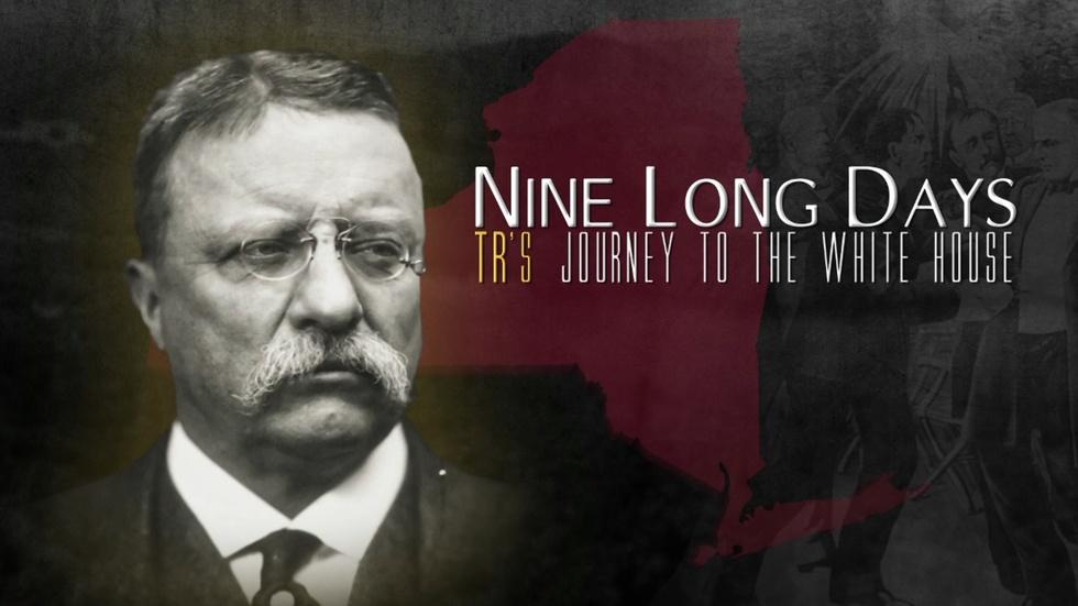 Nine Long Days: TR's Journey to the White House | Preview image