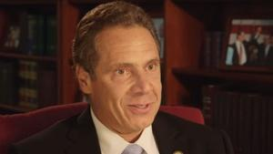 Andrew Cuomo Reflects on 2010 Win