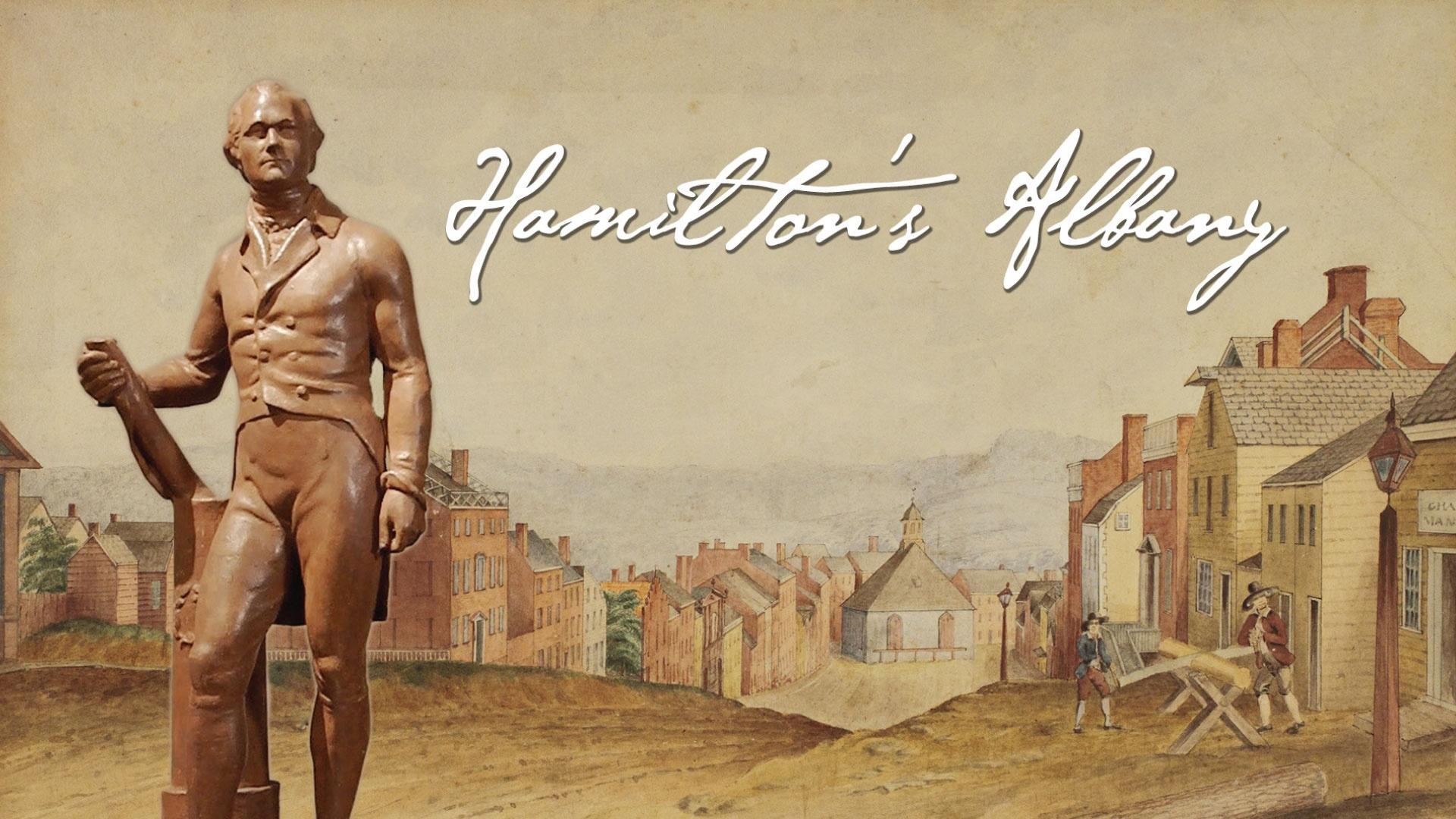 Hamilton's Albany
