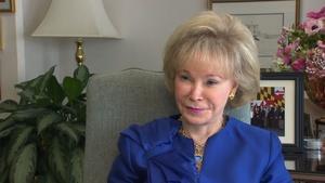 Impressions of Nancy Grasmick with Rhea Feikin