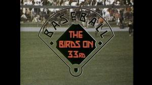 Baseball, The Birds on 33rd