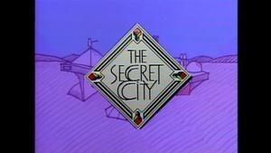 The Secret City, Pilot Episode