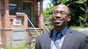 Voices of Baltimore: Heber Brown