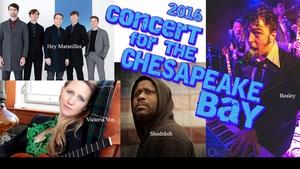 Concert for the Chesapeake Bay 2016