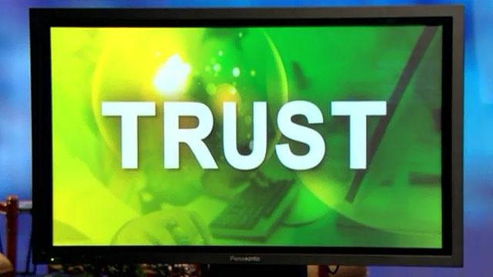 Stealing Trust image