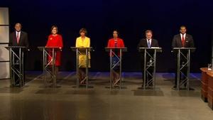 Baltimore Democratic Mayoral Debate
