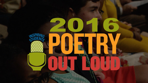 Mississippi 2016 Poetry Out Loud Recitation Contest