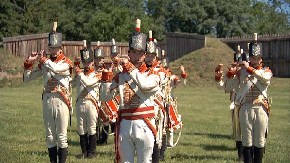 Fort George Fife and Drum Corps image