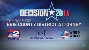 Decision 2016 – The Race For Erie County DA