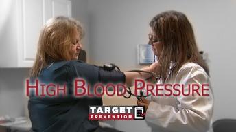 """Dr. Bousader-Armstrong """"Target-High Blood Pressure"""""""