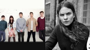 Studio C Sessions: Little Green Cars and Eliot Sumner