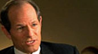 Former NY Govenor Eliot Spitzer; Mayor Michael Bloomberg