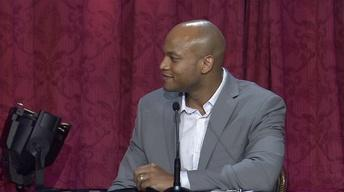 Web Extra: Wes Moore: What Difference Does Education Make?