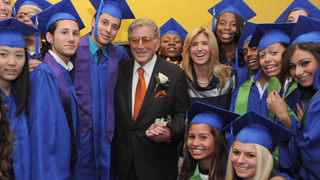 American Graduate Day: Tony Bennett Arts In School