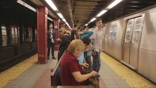 Preview 10/12: NYT Subways,Hinojosa,Animal Misfits,Columbus