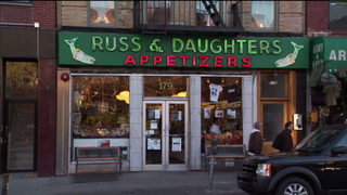 The Sturgeon Queens Chronicles 100 Years of Russ & Daughters