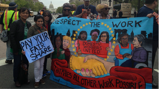 MacArthur Genius Grant Winner Advocates for Domestic Workers