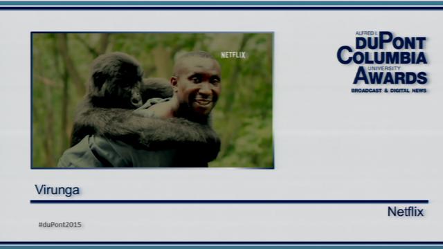 Netflix's Virunga Wins a duPont Award