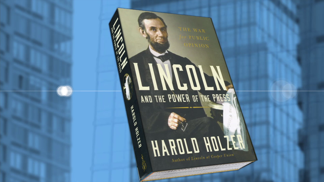 Two Lesser-Known Sides of Lincoln with Scholar Harold Holzer