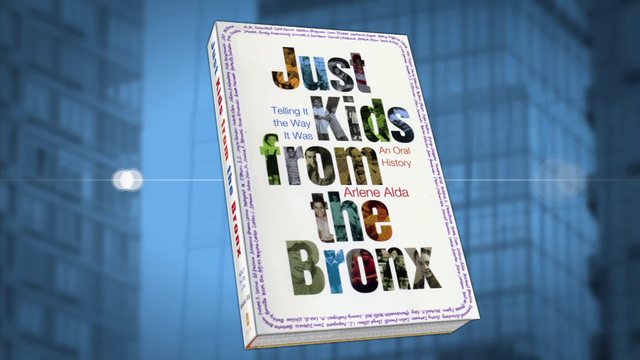 Just Kids From the Bronx:Arlene Alda Tells It the Way It Was