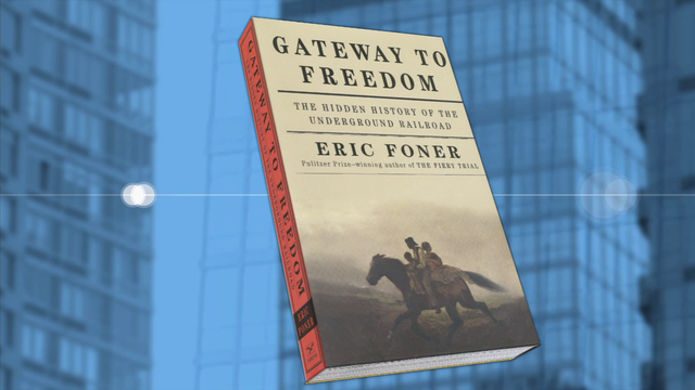 Author and Historian Eric Foner on the Underground Railroad
