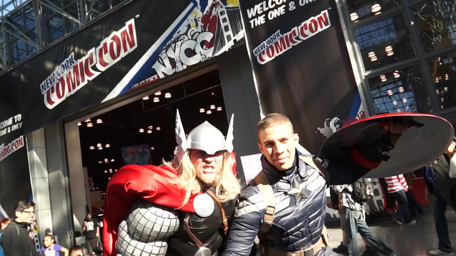 New York Comic Con Enters 10th Year
