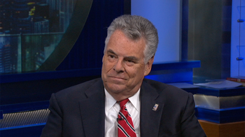 Rep. Peter King on NY Security, Turmoil in GOP