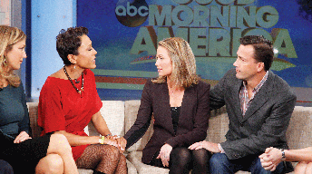 GMA'S Amy Robach Shares Her Breast Cancer Battle