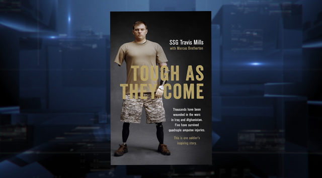 Why Sgt. Travis Mills Is As 'Tough As They Come'
