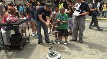Innovation Square Provides Fun For All Ages