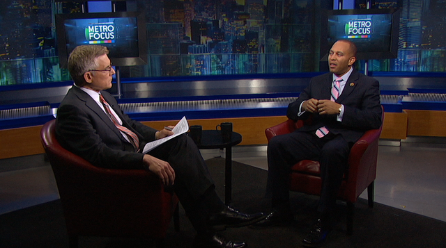 Catching Up With Rep. Jeffries