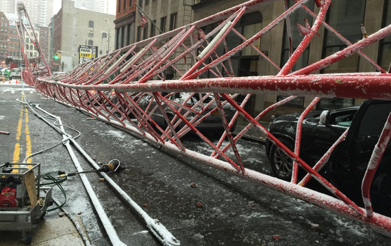 Reviewing NYC's Crane Safety After Deadly Incident