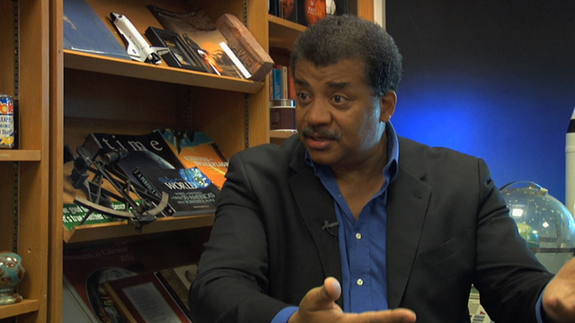 How Neil deGrasse Tyson Keeps Kids Interested In Science