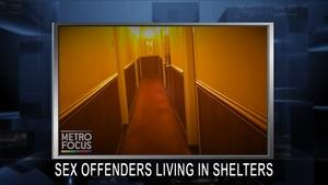 Sex Offenders Living Inside City Shelters