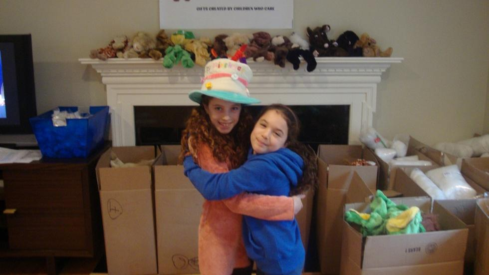 Giving Back: Stuffed with Love  image