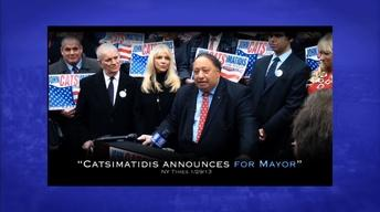 NYC Votes 2013: John Catsimatidis