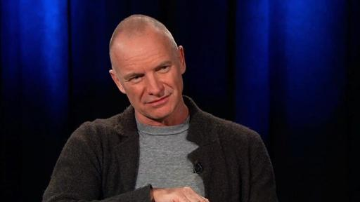 "NYC-ARTS Profile: Sting talks about ""The Last Ship"""