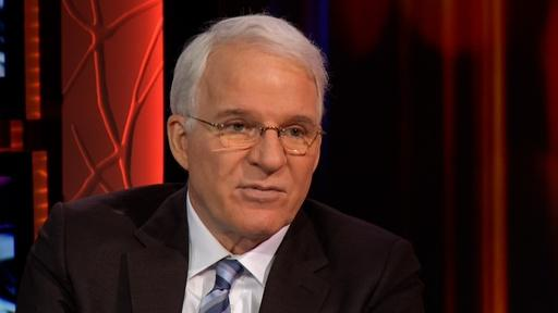 NYC-ARTS Profile: Steve Martin