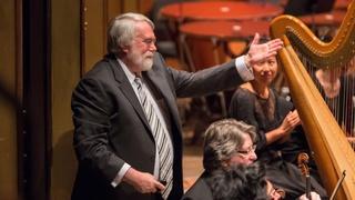 This Week at Lincoln Center: Conductor Leonard Slatkin