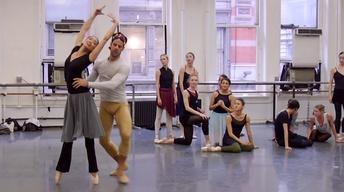 NYC-ARTS Profile: American Ballet Theatre – A Dancer's Life