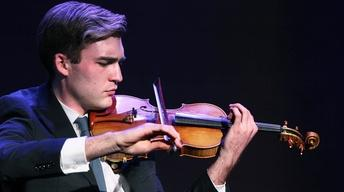 NYC-ARTS Profile: Violinist Alexi Kenney