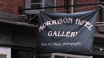 Profile: Morrison Hotel Gallery