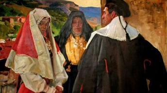 Curator's Choice: Joaquin Sorolla and Spanish Dress