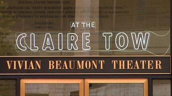 Profile: Claire Tow Theater