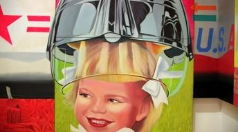 "Curator's Choice: ""F-111"" by James Rosenquist"