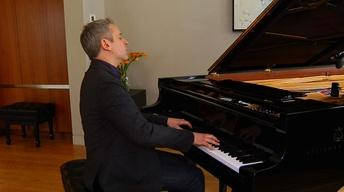 "Web Exclusive: Jeremy Denk Plays Ligeti, ""Arc-en-ciel"""