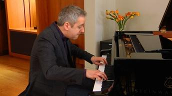 "Web Exclusive: Jeremy Denk Plays Ligeti, ""Fanfares"""