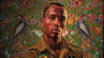 "Curator's Choice: Kehinde Wiley's ""The World Stage: Israel"""